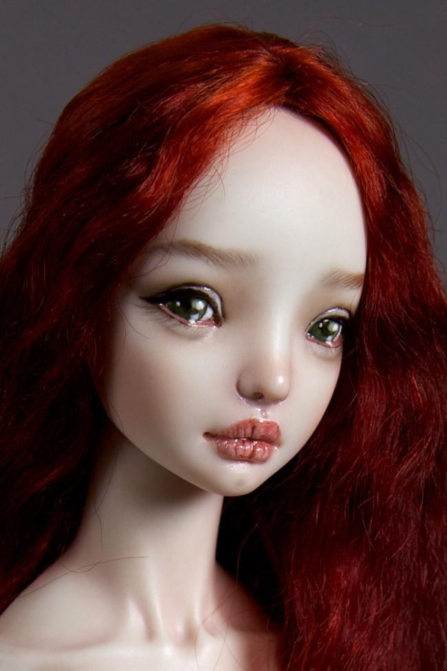 Марина Бычкова (Marina Bychkova). Кукла