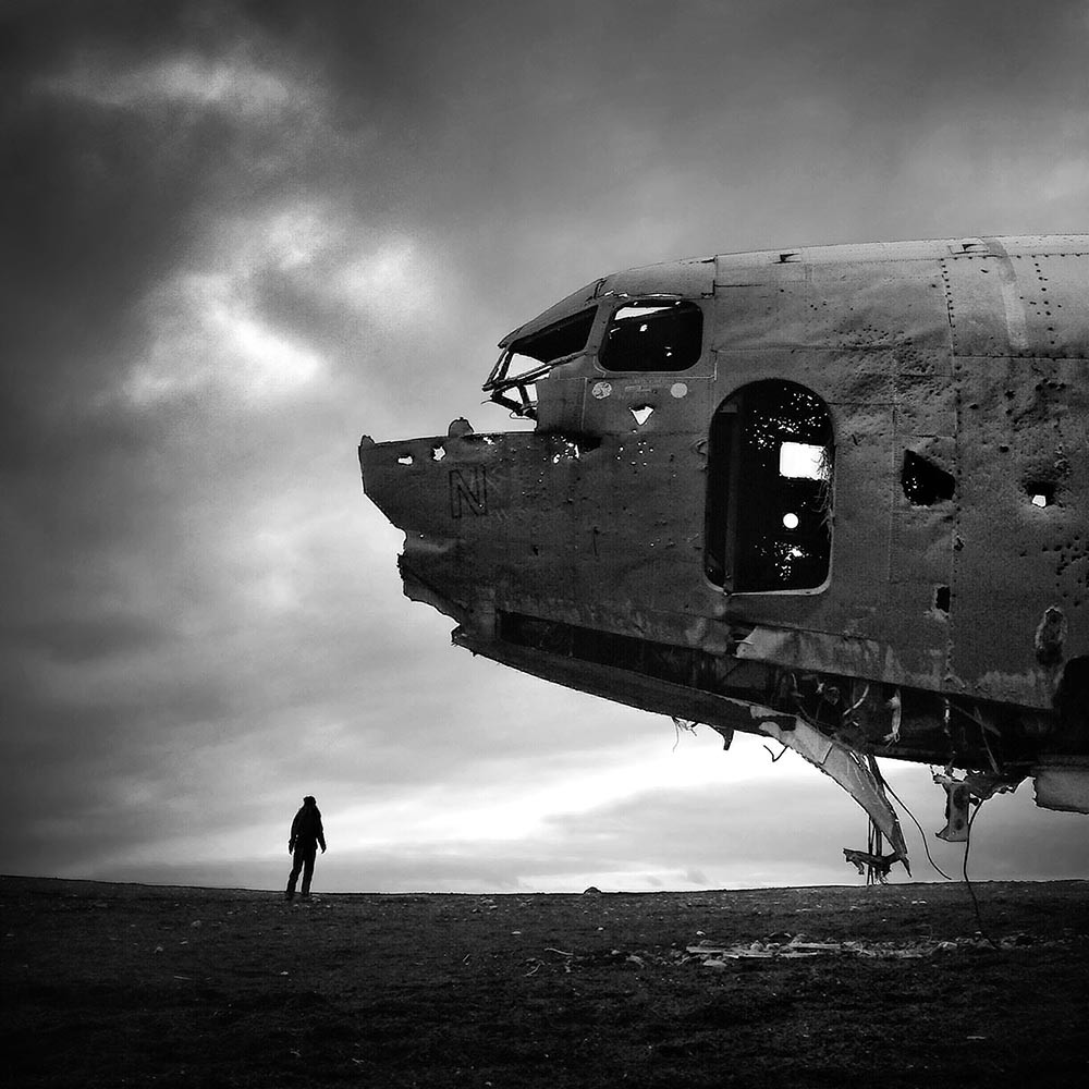 Mobile Photography Awards 2014. Транспорт / «DC-3» / Natarez Sanchez Rodriguez