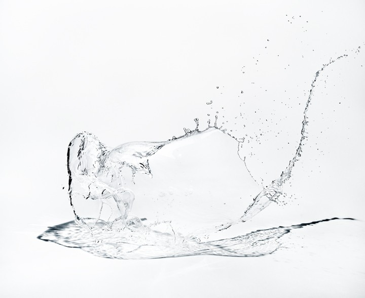 Фотоарт Водяные скульптуры (Water Sculptures) Шиничи Маруяма
