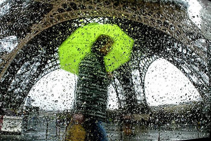 Дождливые фотоснимки Christophe Jacrot