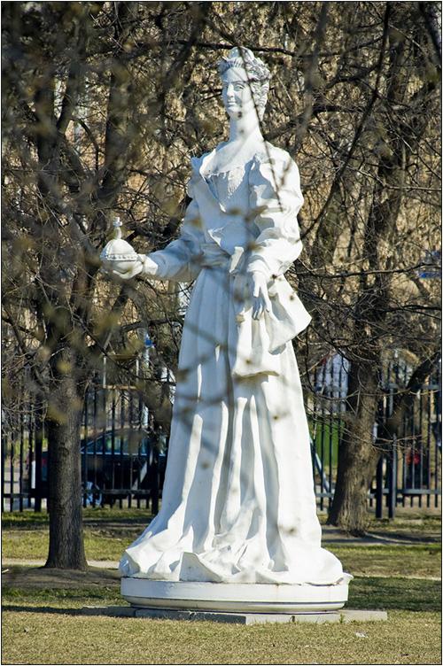 Скульптура Екатерины