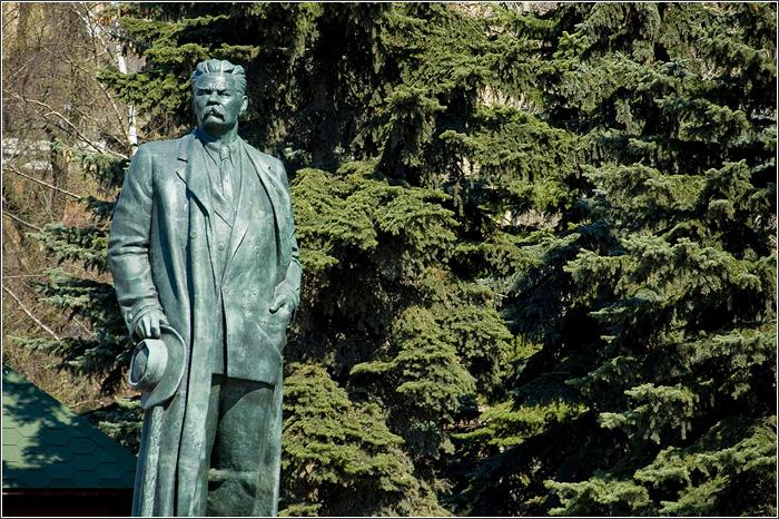 Арт Музеон — современный парк скульптур