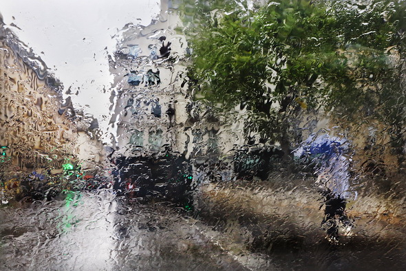 Париж под дождем - Кристофер Жакро