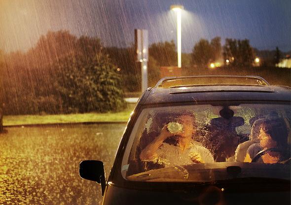Фотография - звуки дождя от Кристофера Жакро