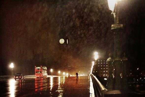 Звуки дождя от Кристофера Жакро