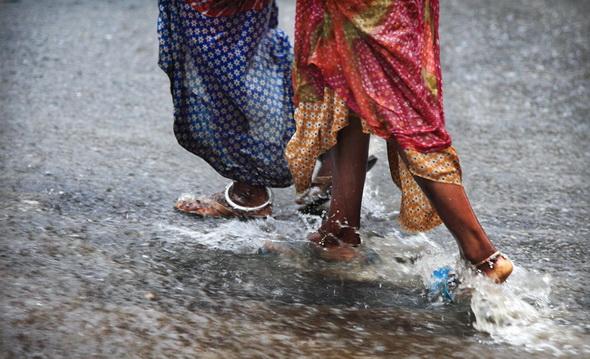 Под звуки дождя - фотография Кристофера Жакро