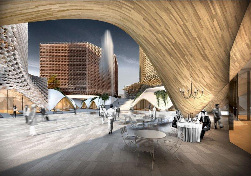 Архитектурная студия презентует проект