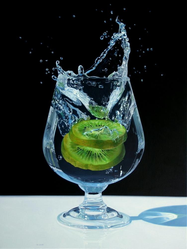 Гиперреалистачная живопись Джейсона де Граафа