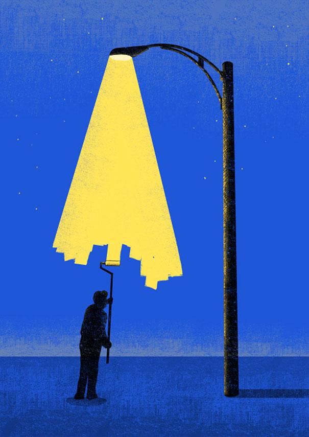 Иллюзорная иллюстрация Танг Яу Хунга №12