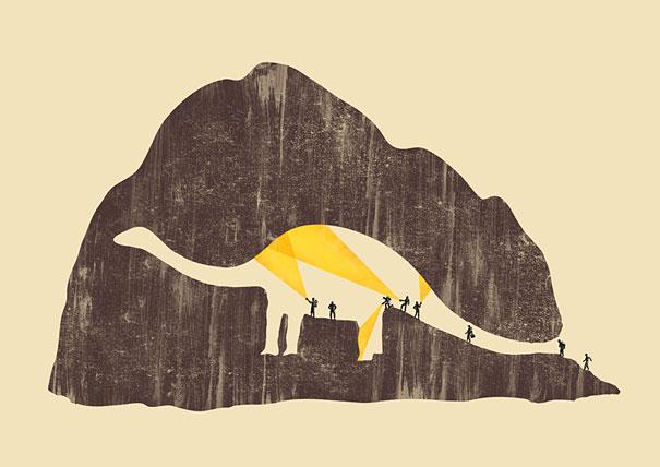 Иллюзорная иллюстрация Танг Яу Хунга №16