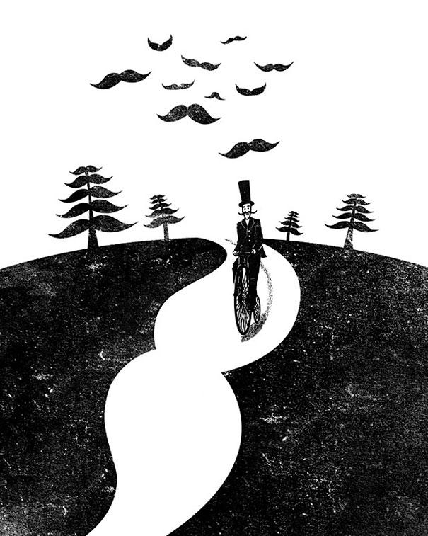 Иллюзорная иллюстрация Танг Яу Хунга №26