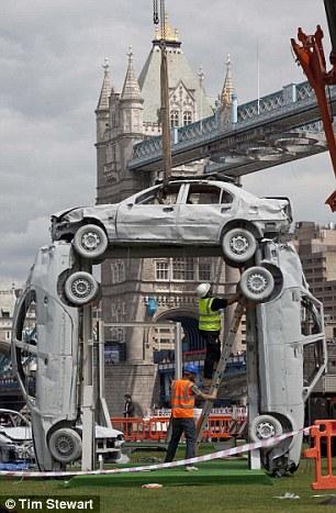 Лондонский современный арт