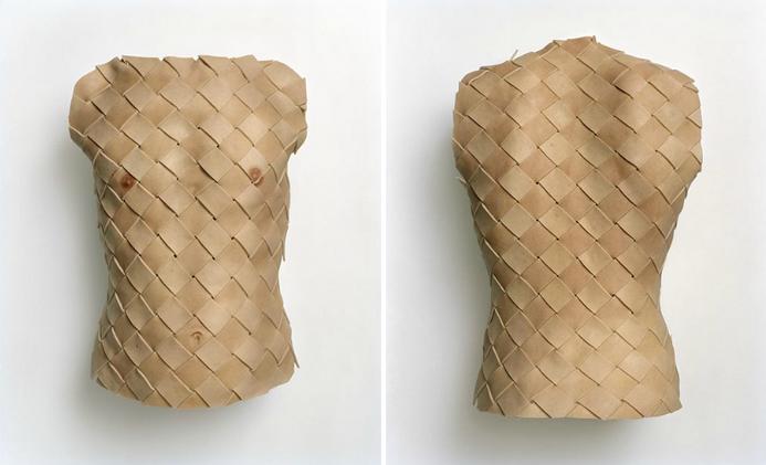 Человеческое тело - скульптор Anders Krisar