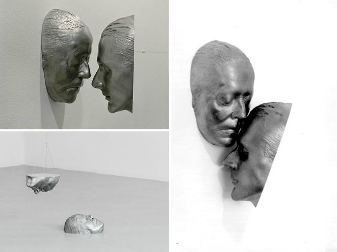 Скульптуры художника Anders Krisar