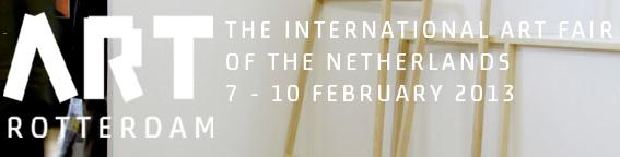 Афиша выставки ART Rotterdam
