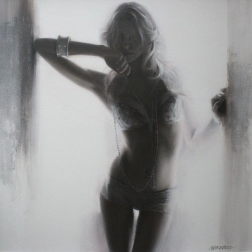 Гиперреалистичная картина Чекирова