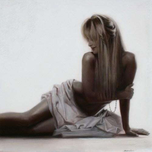 Картины женщин Талантбека Чекирова