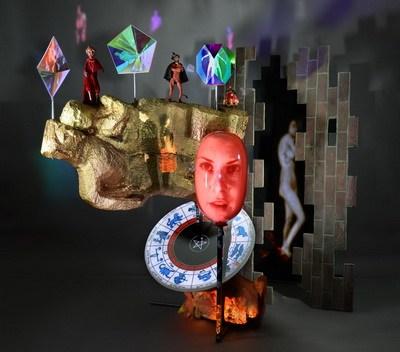 Выставка 2013 Тони Оурслера, Pinchuk Art Center