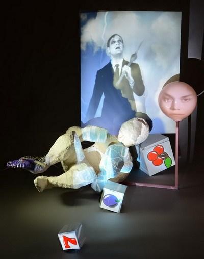 Тони Оурслер – персональная выставка в Киеве 2013