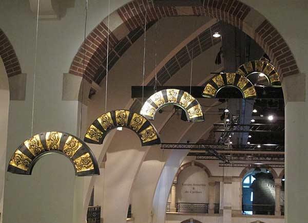 Художественная резьба Betsabee Romero - Mezquita Urbana, 2007