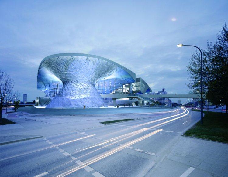 Центральный офис BMW