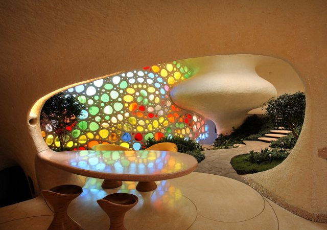 Проект мексиканского архитектора