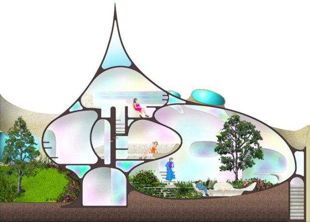 Чудо дом «Наутилус»