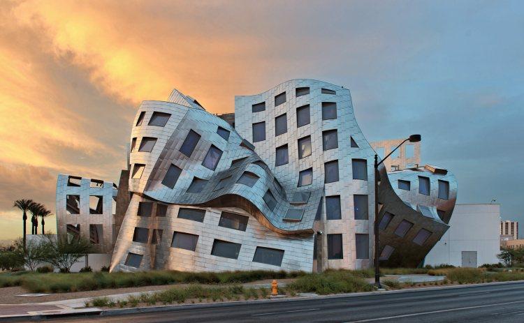 Центр здоровья мозга, что расположен в Лас-Вегасе.