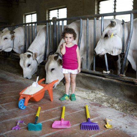 Toy Stories, фото проект Gabriele Galimberti