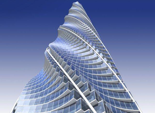 Проект именитого архитектора Сантьяго Калатрава.