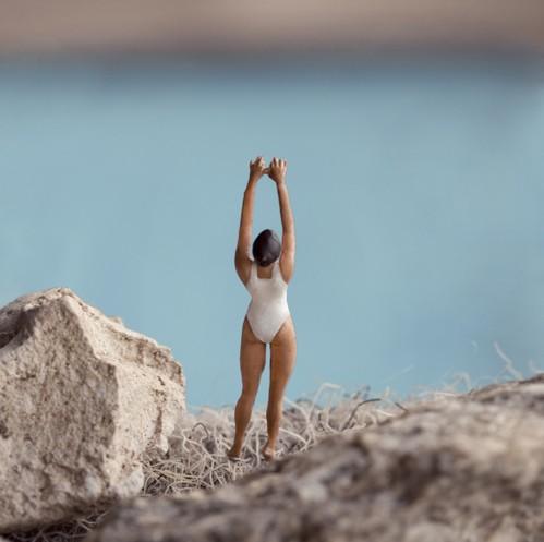 Erin Tyner и её микро мир