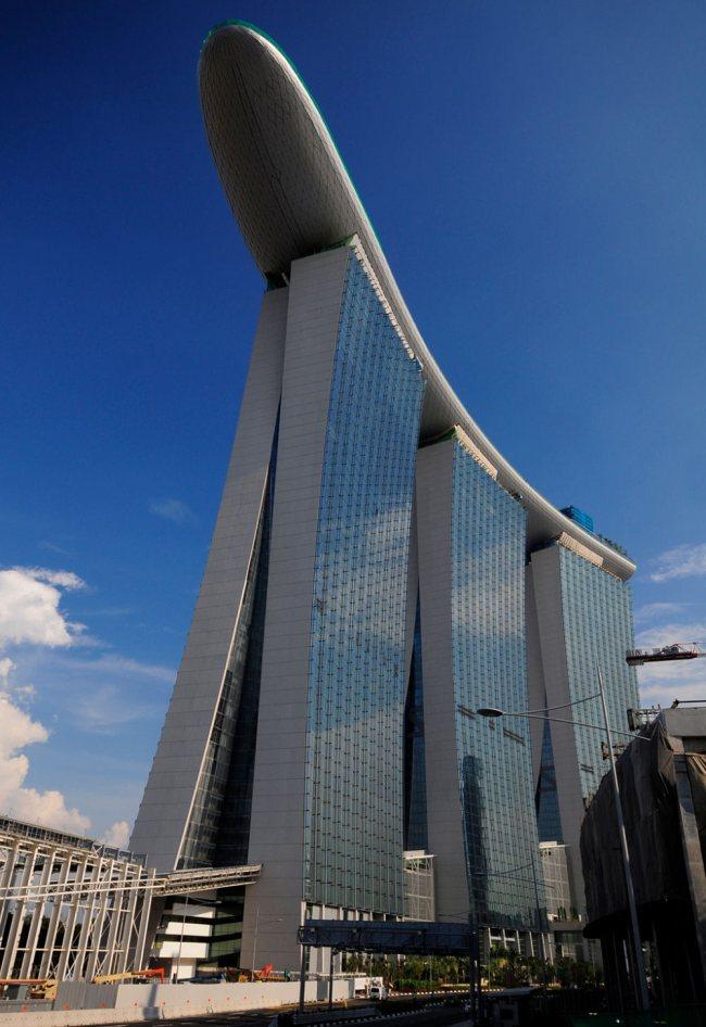 Роскошный отель мира (Сингапур)
