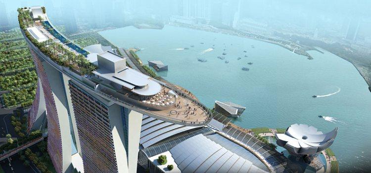 Сингапурский отель