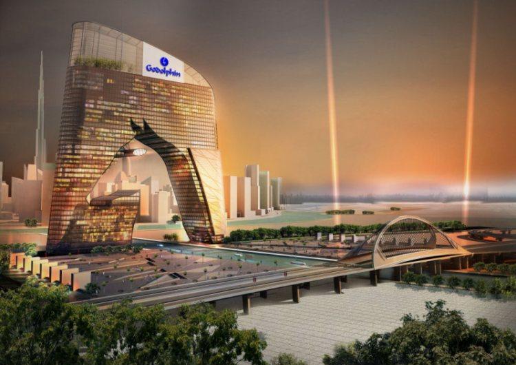 Девелоперский проект в Дубаи.