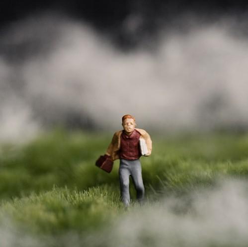 Erin Tyner и её миниатюрный мир