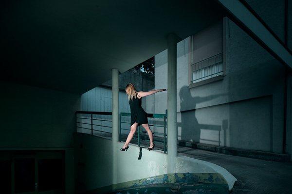 Сюрреализм французского фотографа.