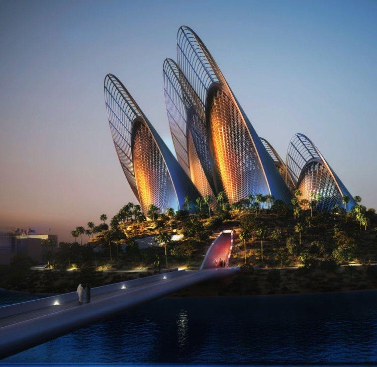 Музей посвященный президенту ОАЭ