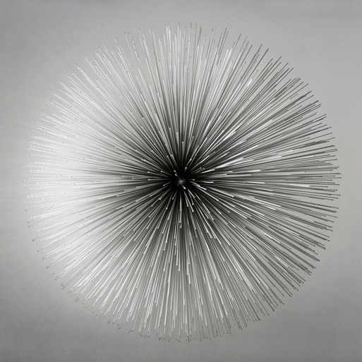 Звуковая скульптура, работа Byoungho Kim, 2011 год