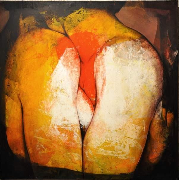 Художник-экспонент Etienne Gros, Galerie49