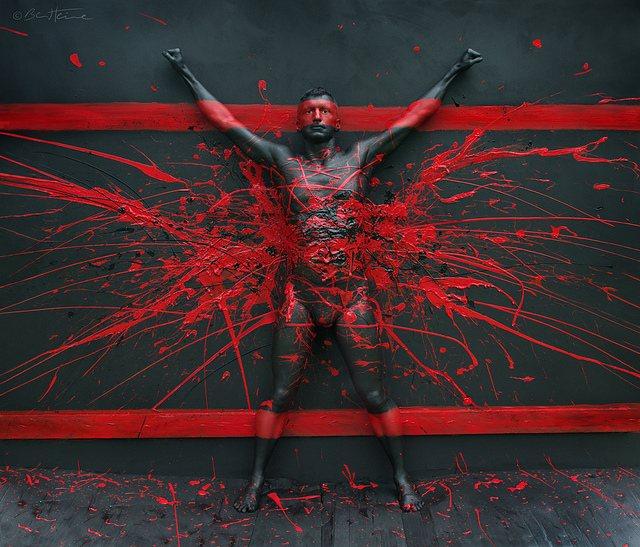 Проект «Плоть и акрил» (Flesh and Acrylic).
