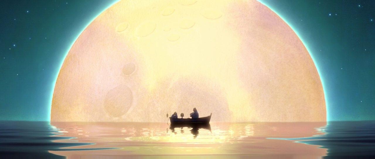 Короткометражный анимационный фильм La Luna (2011)