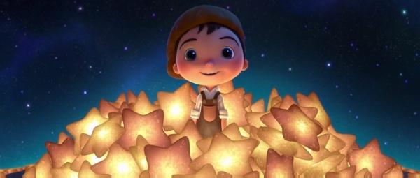 Анимационный фильм «Луна» студии Pixar.