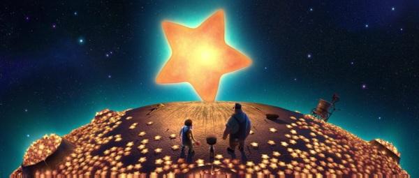Прекрасный анимационный мультфильм Луна (La Luna) 2011 года выпуска.