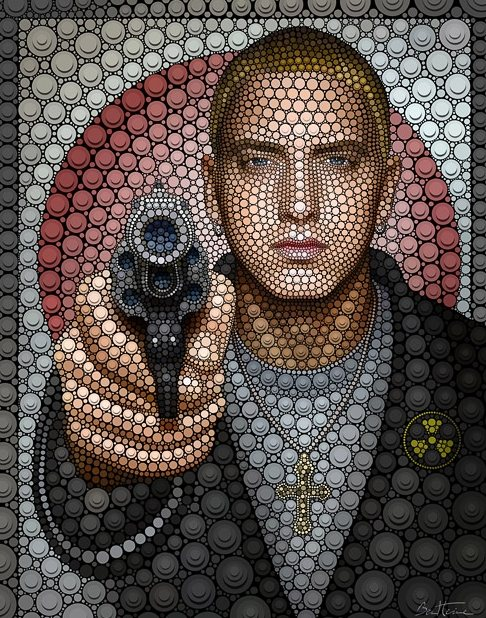 Бельгийский многопрофильный художник Ben Heine.