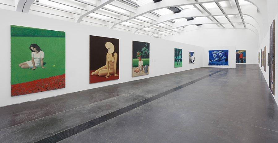 Лучшие картины за 20 лет, художник Wang Xingwei, ретроспектива