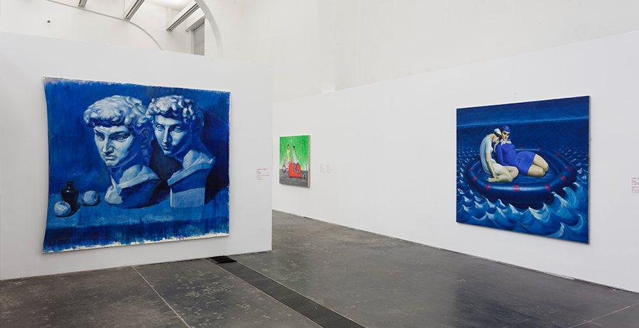 Работы Wang Xingwei в Ullens Center for Contemporary Art