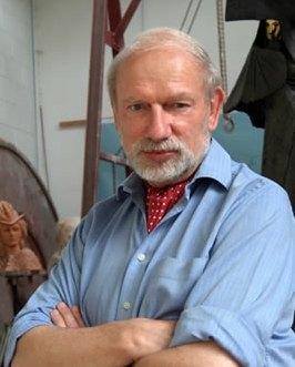 Шотландский скульптор Филип Джексон (Philip Jackson)