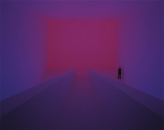 Выставка Джеймса Таррелла в музее Гуггенхайма