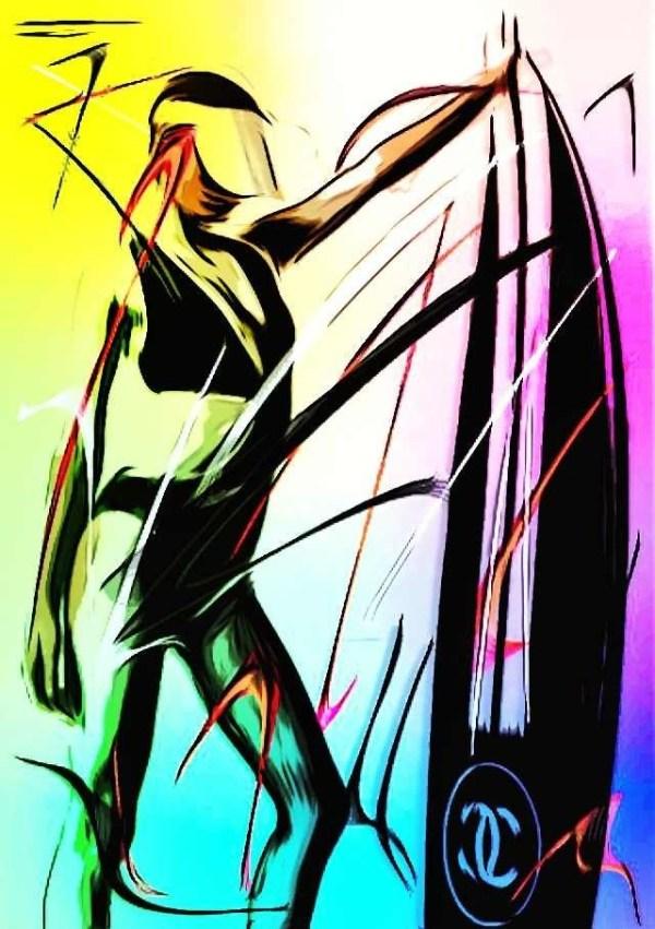 Ричард Беркут — российский художник канадского происхождения, герметист, инноватор, алхимик, каббалист.