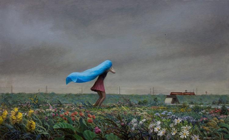 Арон Вайзенфелд (Aron Wiesenfeld) — художник-портретист, мистификатор, деятель современного искусства.